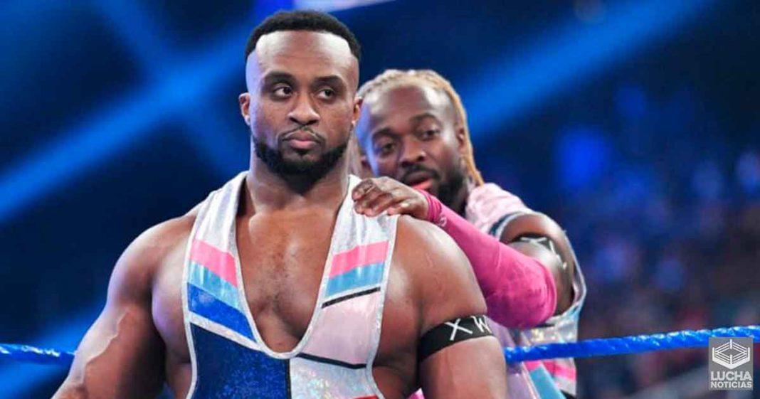 WWE está considerando una nueva canción y entrada para Big E