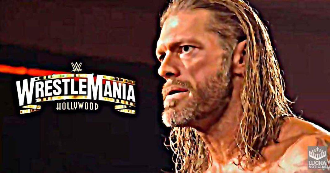 WWE ha cambiado el evento estelar de WrestleMania 37