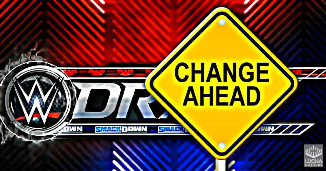 WWE ha hecho cambios a la segunda noche del Draft