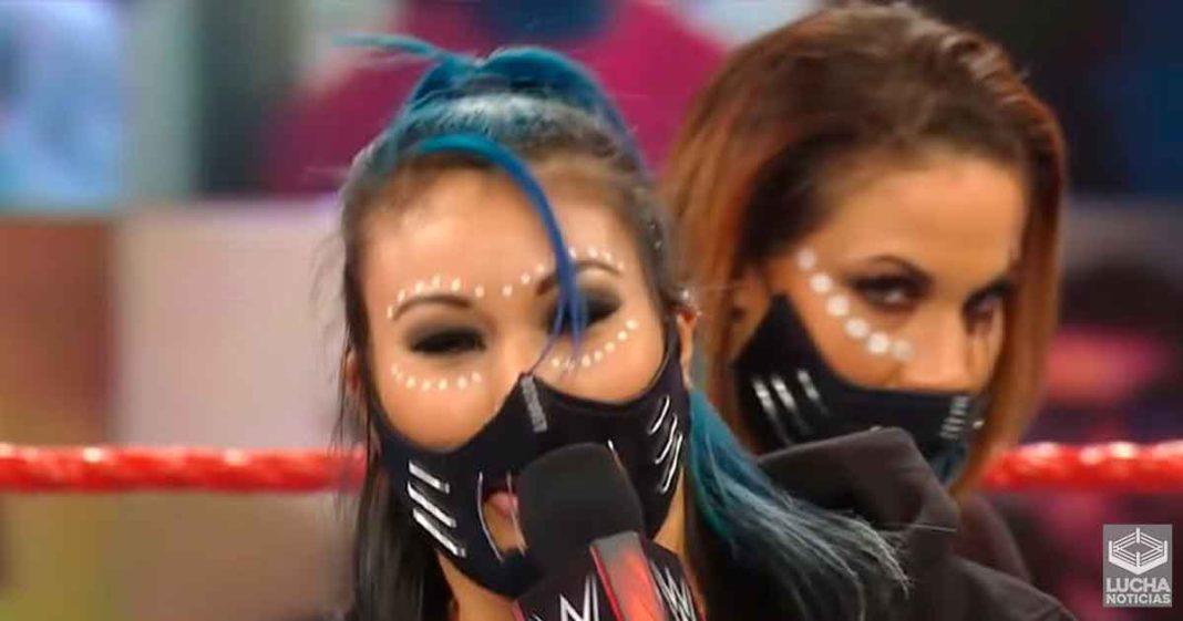 WWE habría confirmado que Merdeces Martínez está fuera de RETRIBUTION