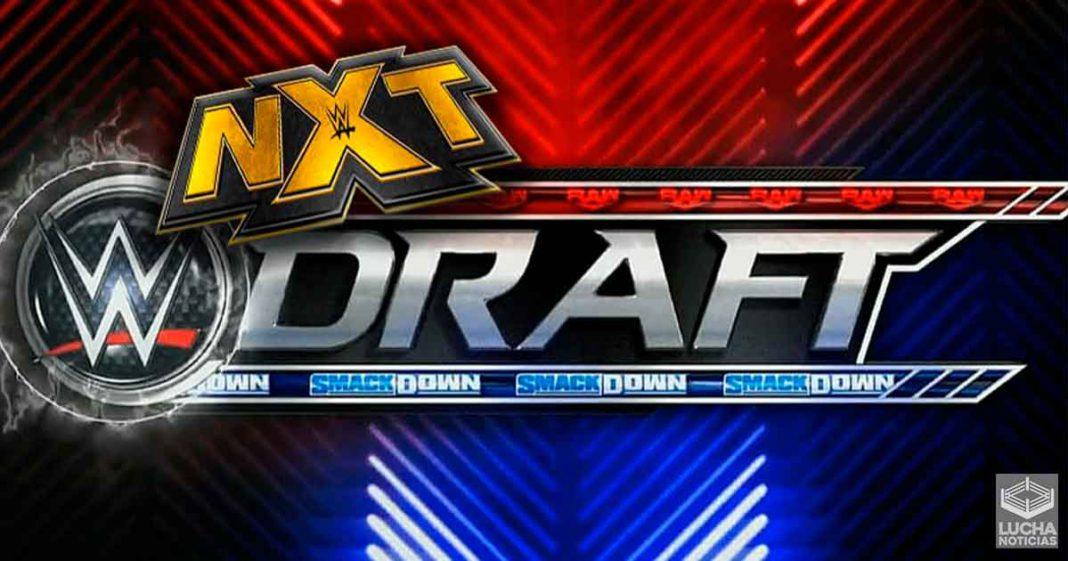 WWE insinua que NXT formará parte del Draft la próxima semana