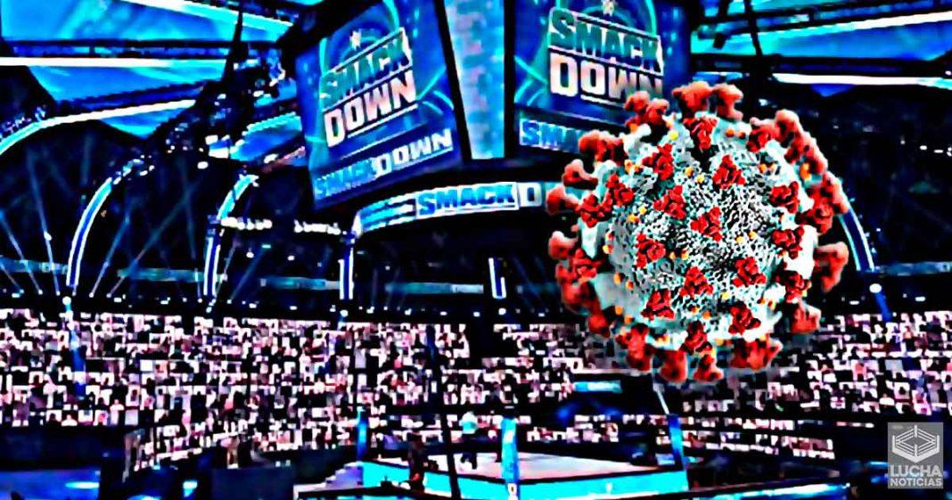 WWE investigada por ser foco de infección de covid-19