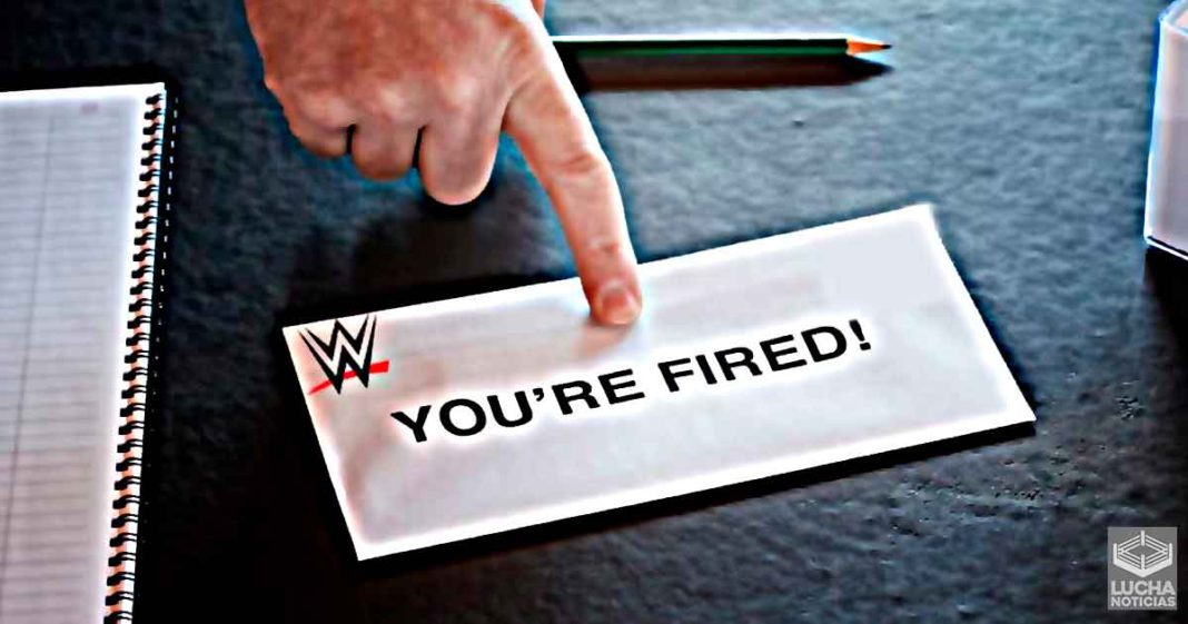 WWE miente sobre sus ganancias por lo que despediría cerca de 300 personas