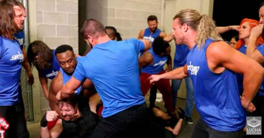 WWE no planea ninguna historia de invasión durante Survivor Series