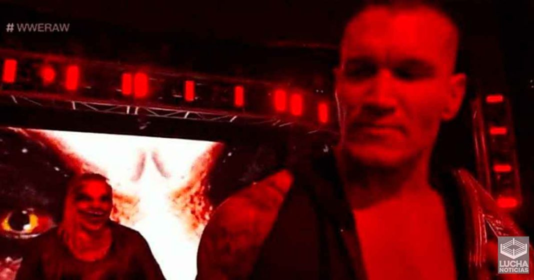 WWE podría cometer un viejo error con The Fiend vs Randy Orton