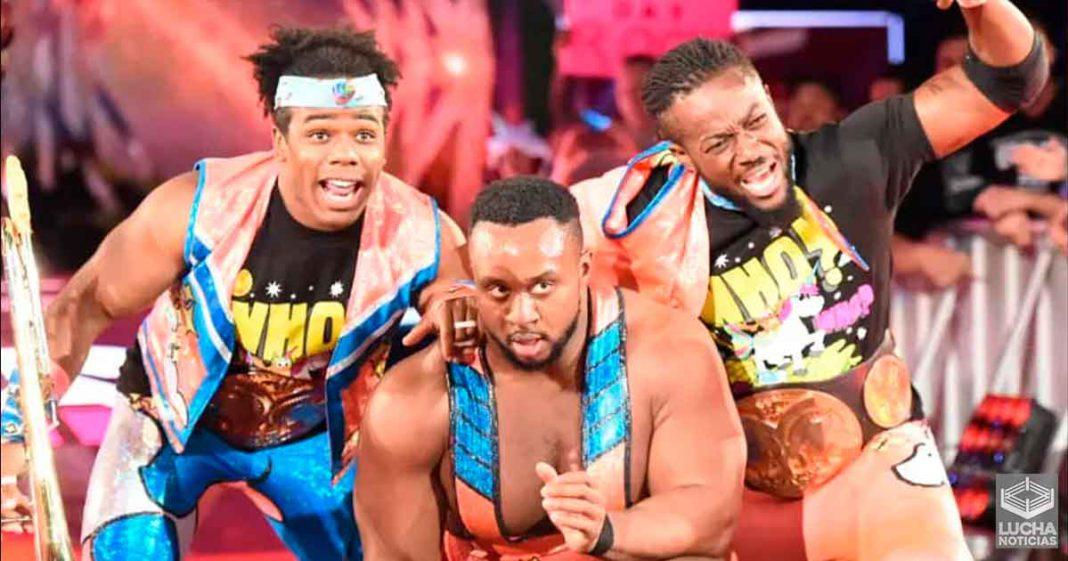 WWE podría separar a New Day durante el Draft