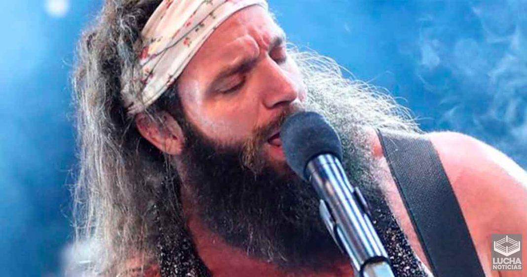 WWE promocionará con fuerza el nuevo album de Elias Universal Truth
