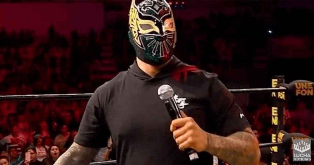WWE registra marcas para el nombre de Sin Cara