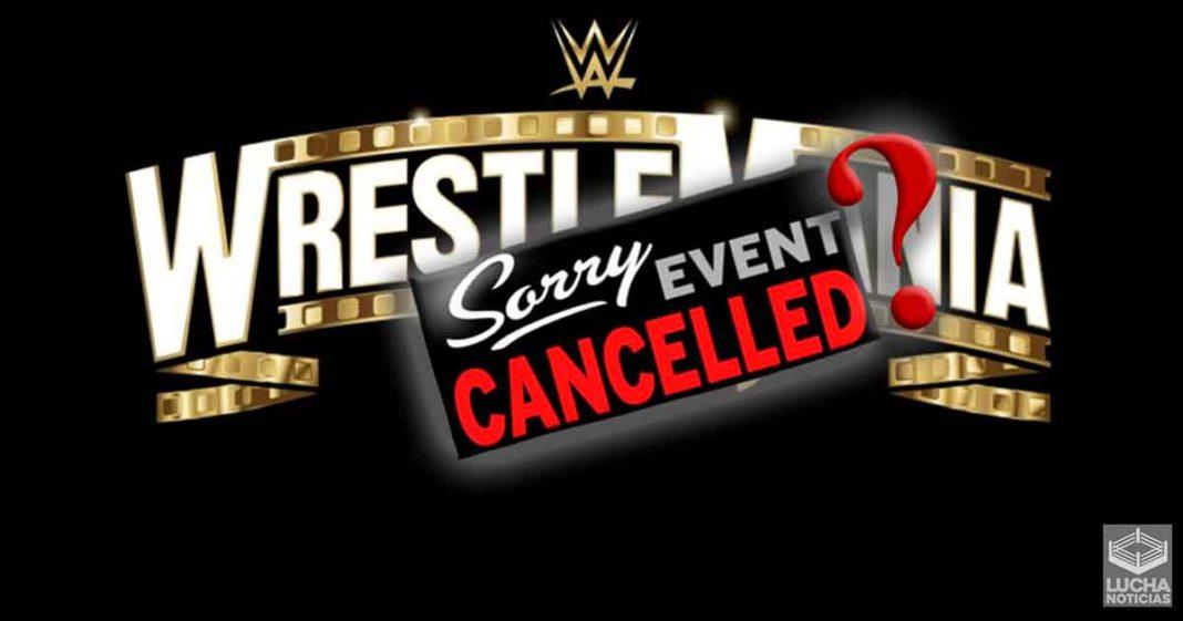 WWE responde a los rumores de que WrestleMania 37 será en Tampa