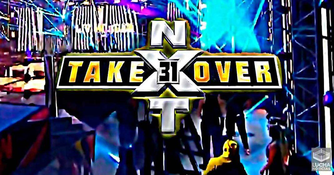 WWE separará a los fans en cubículos durante NXT TakeOver: 31