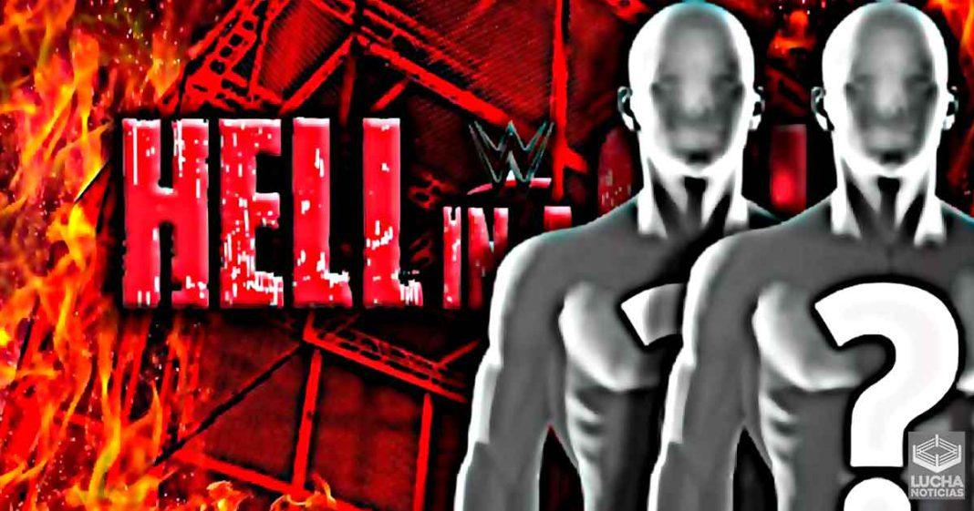 WWE todavía no decide la mayoría del cartel de Hell In A Cell