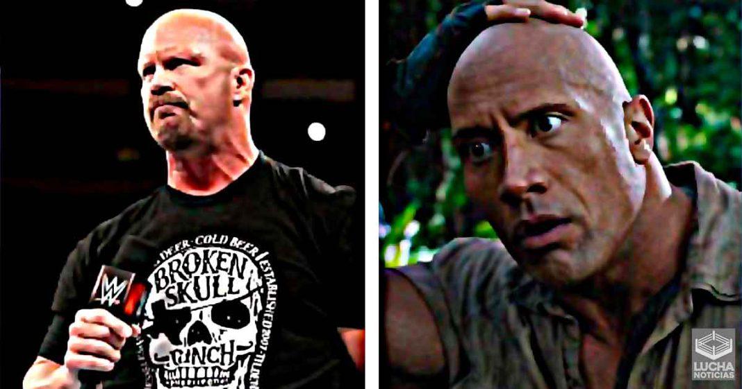 WWE ya ha encontrado al próximo The Rock y Stone Cold