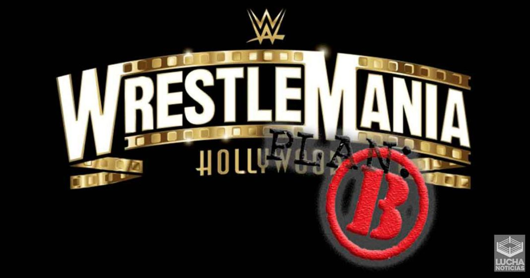WrestleMania 37 parece que será realizado en Tampa Florida