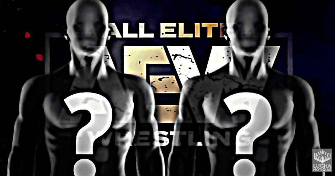 AEW firma a dos nuevos luchadores