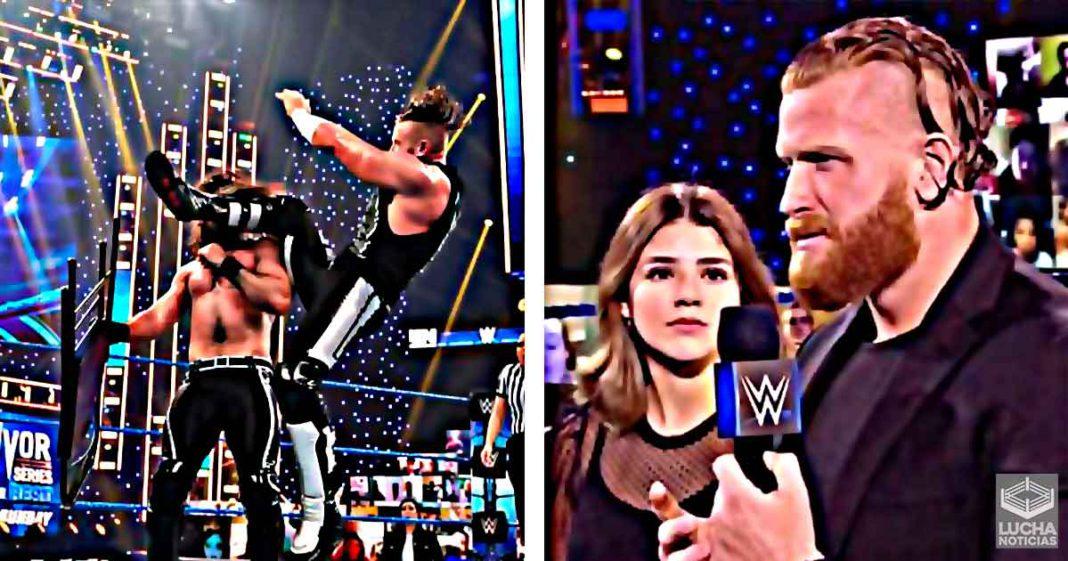 Aalyah Mysterio da su sincera opinión de que Murphy se volvió contra Seth Rollins