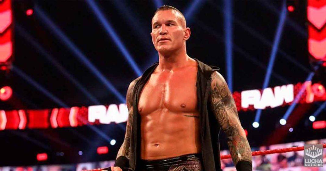 Adam Pearce el productor de WWE quiere darle un puñetazo a Randy Orton