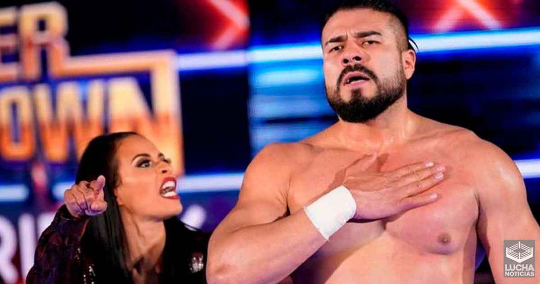 Andrade rompe el silencio y habla del despido de Zelina Vega