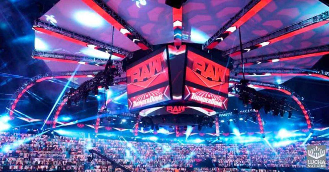 Aumentan los ratings de WWE RAW en su show posterior a Survivor Series