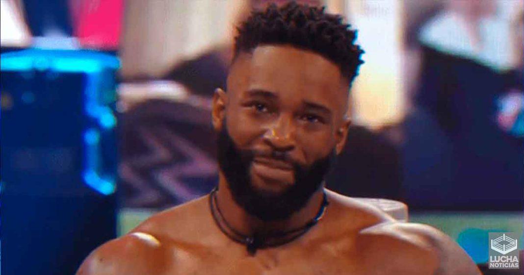 Cedric Alexander revela por qué necesitaba un turn Heel