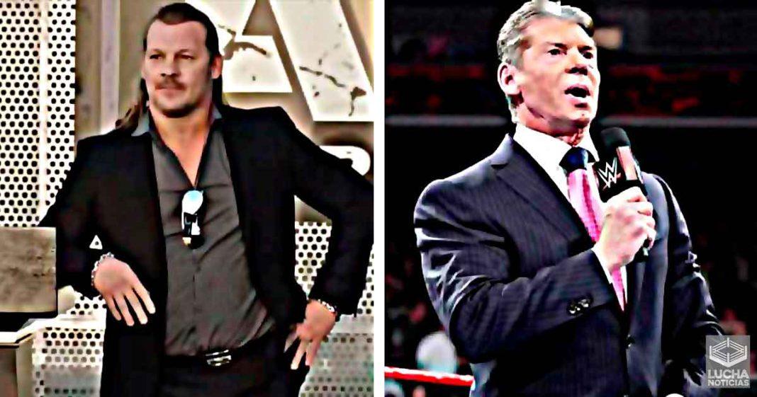 Chris Jericho explica que está mal en algunos segmentos de WWE