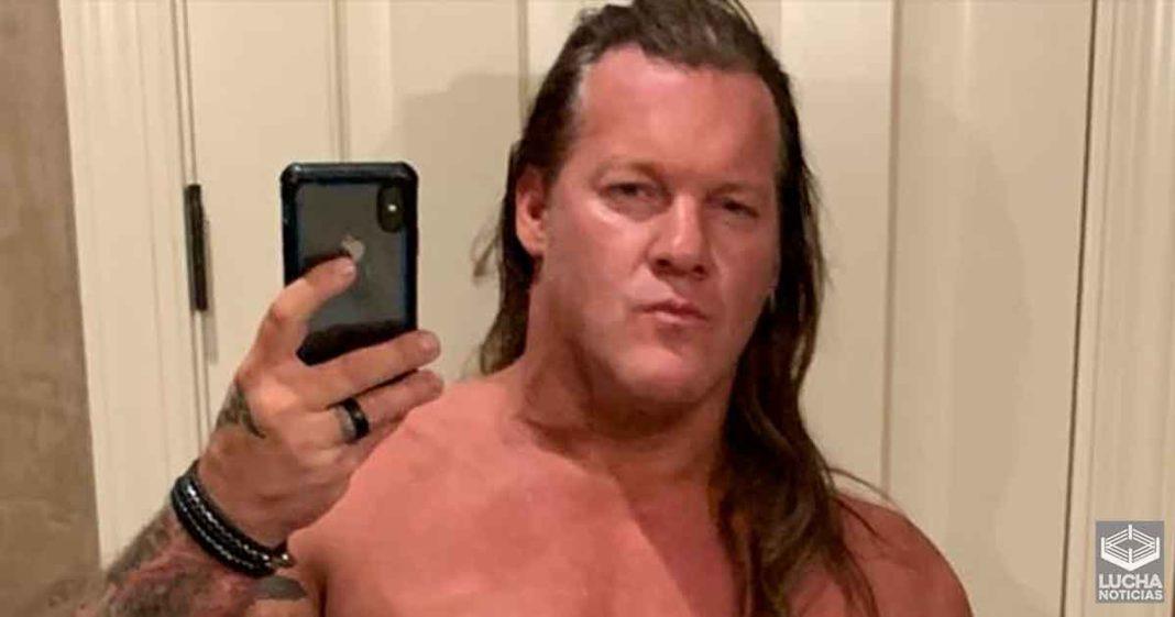 Chris Jericho se toma Selfie celebrando 50 años