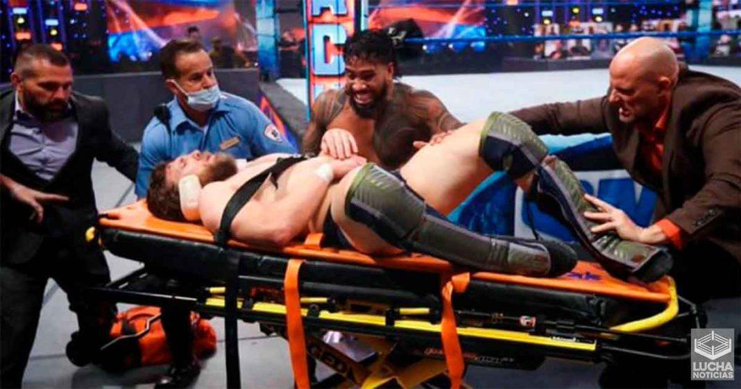 Daniel Bryan sufre brutal cambio de imagen