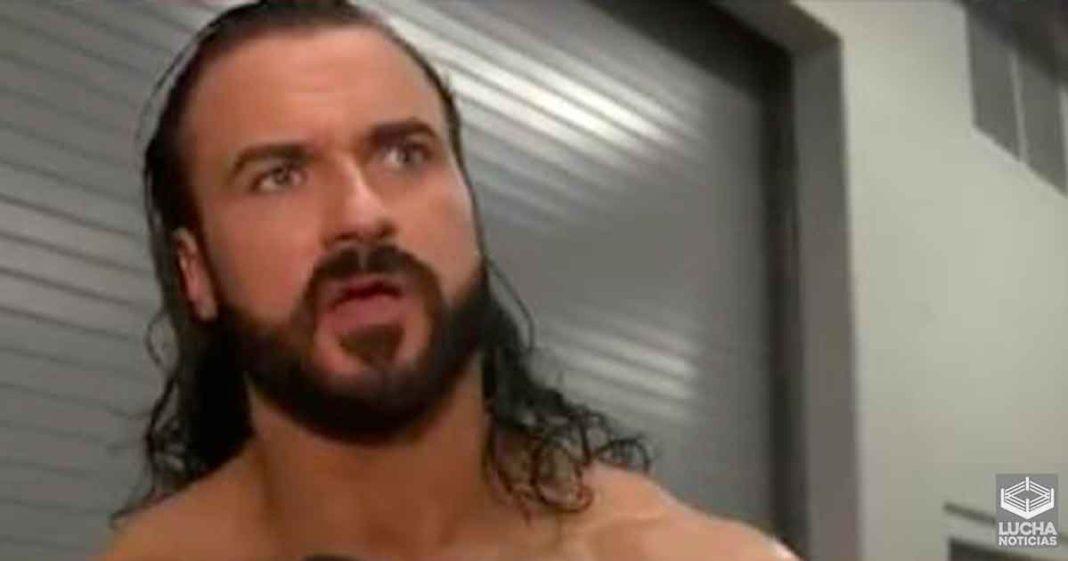 Drew McIntyre amenaza a Roman Reigns luego de SmackDown