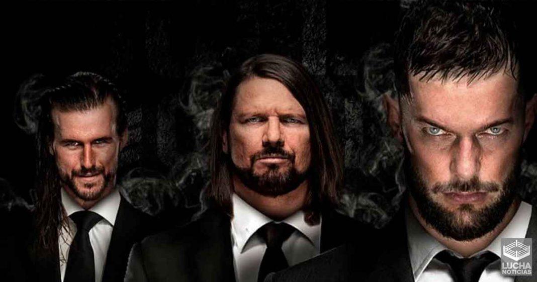 Finn Balor insinúa armar The Club con AJ Styles y Adam Cole