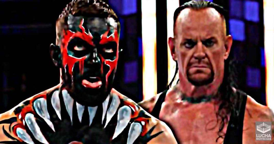 Finn Bálor quiere ser el oponente final de Undertaker