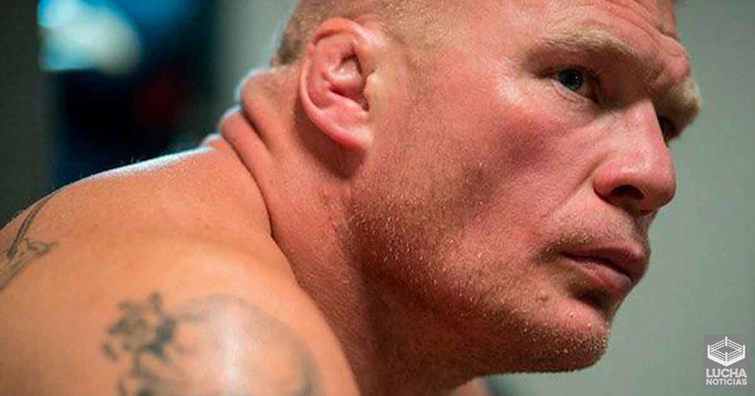 JBL revela a que leyenda de la WWE Brock Lesnar respetaba