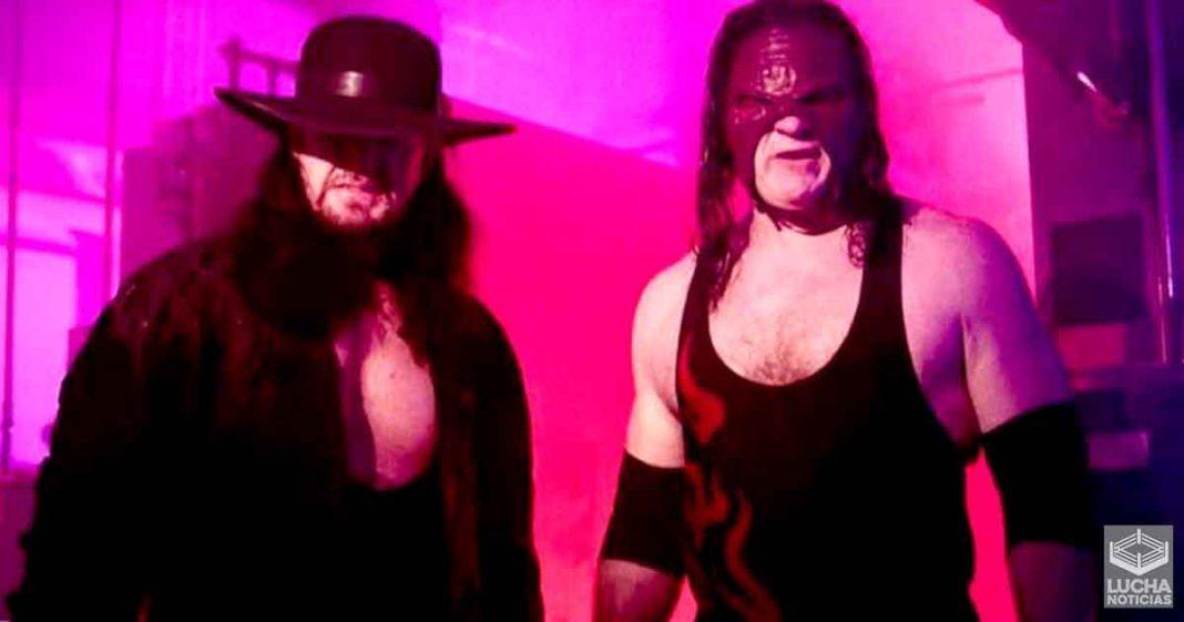 Kane revela la gran lucha que Undertaker aún podría tener en WWE