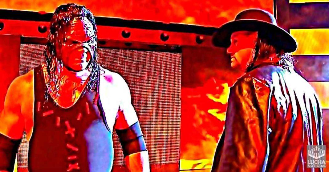 Kane y The Undertaker sienten que Roman Reigns debería haber terminado con su racha