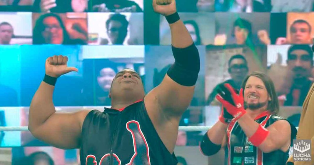 Keith Lee estrena nueva canción en Survivor Series