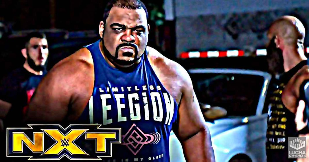 Keith Lee habla sobre su traslado de NXT a WWE RAW