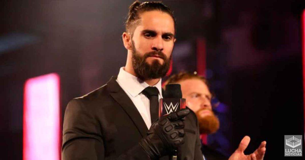 La verdadera razón por la que Seth Rollins se va de la WWE