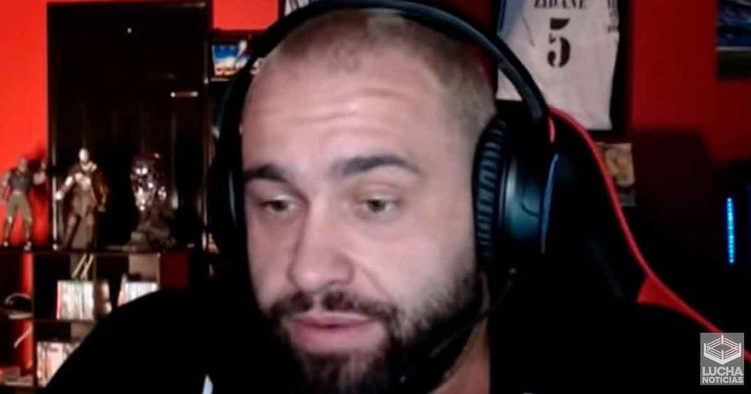 Miro dice que nunca renunciaría Twitch por WWE