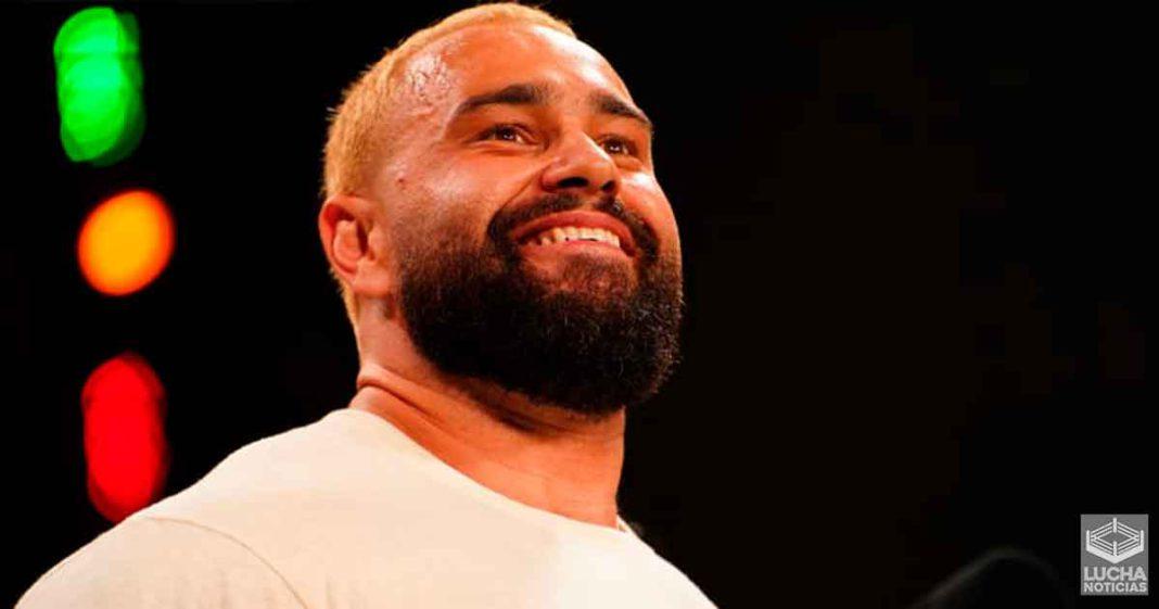 Miro revela que nombre iba a usar luego de ser despedido por WWE