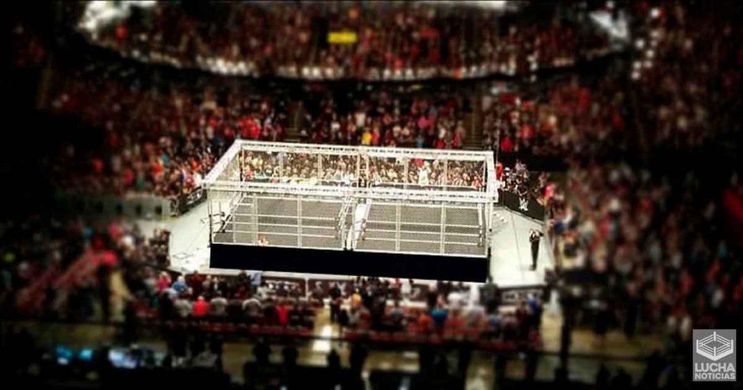 NXT TakeOver: WarGames es anunciado para el 6 de diciembre