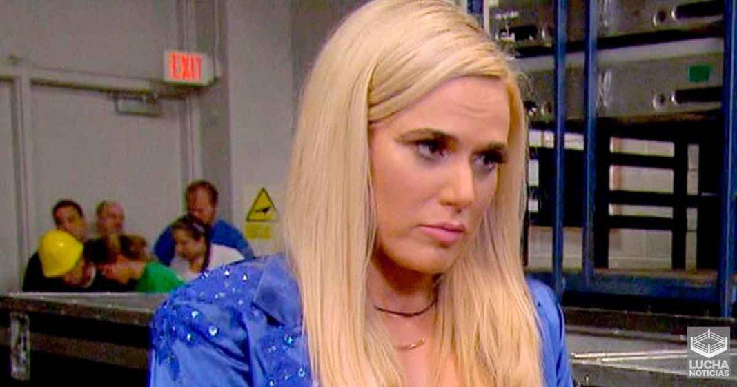 No quieren a Lana en el equipo de WW RAW para Survivor Series