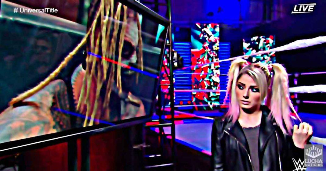 Opinión de WWE sobre la relación de Bray Wyatt y Alexa Bliss