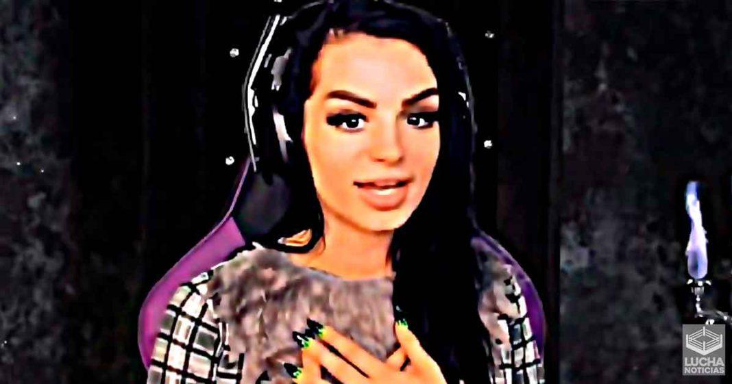 Paige no abandonará Twitch - Se enfrenta a la WWE