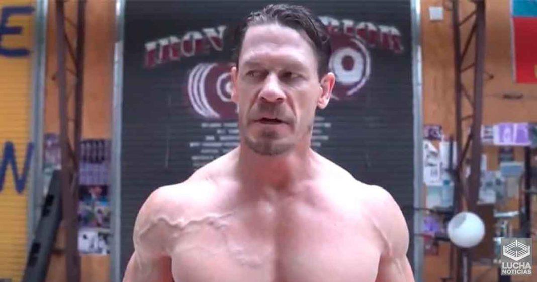 Participante del nuevo show de John Cena fallece