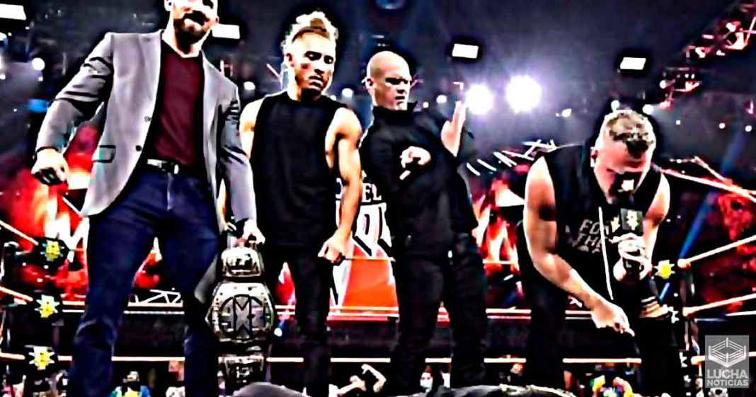 Pat McAfeee explica la razón de su nueva facción en NXT