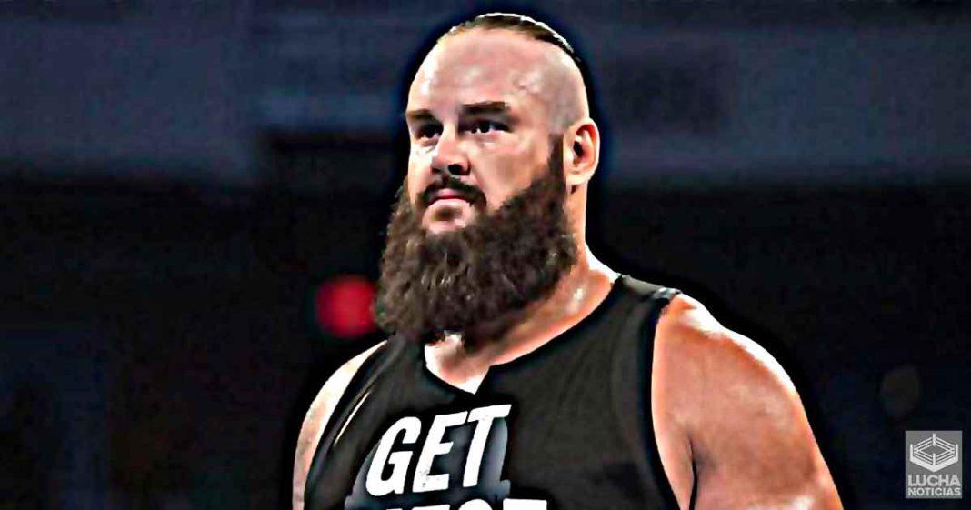 Planes futuros para Braun Strowman en WWE RAW