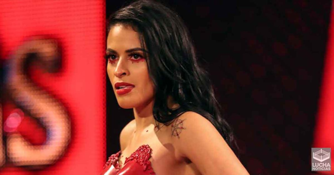 ¿Por qué las superestrellas de WWE no defendieron a Zelina Vega?