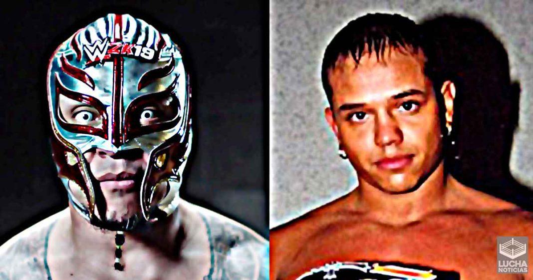 Rey Mysterio revela que hizo que WCW le quitara la máscara