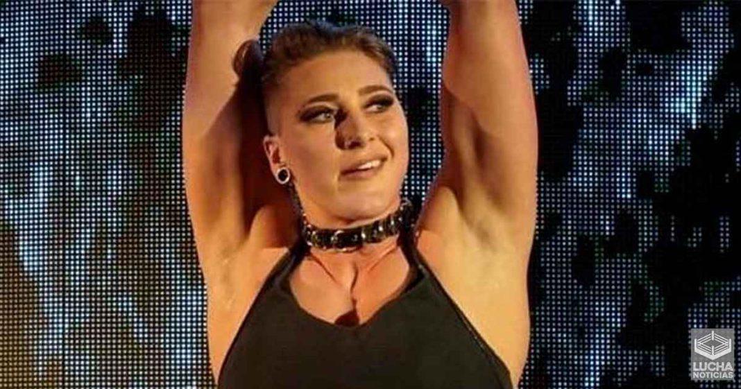 Rhea Ripley hablara de su futuro en WWE NXT esta noche