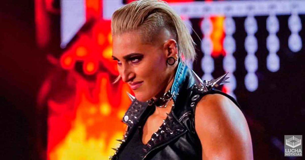 Rhea Ripley sería debutada en RAW o SmackDown muy pronto