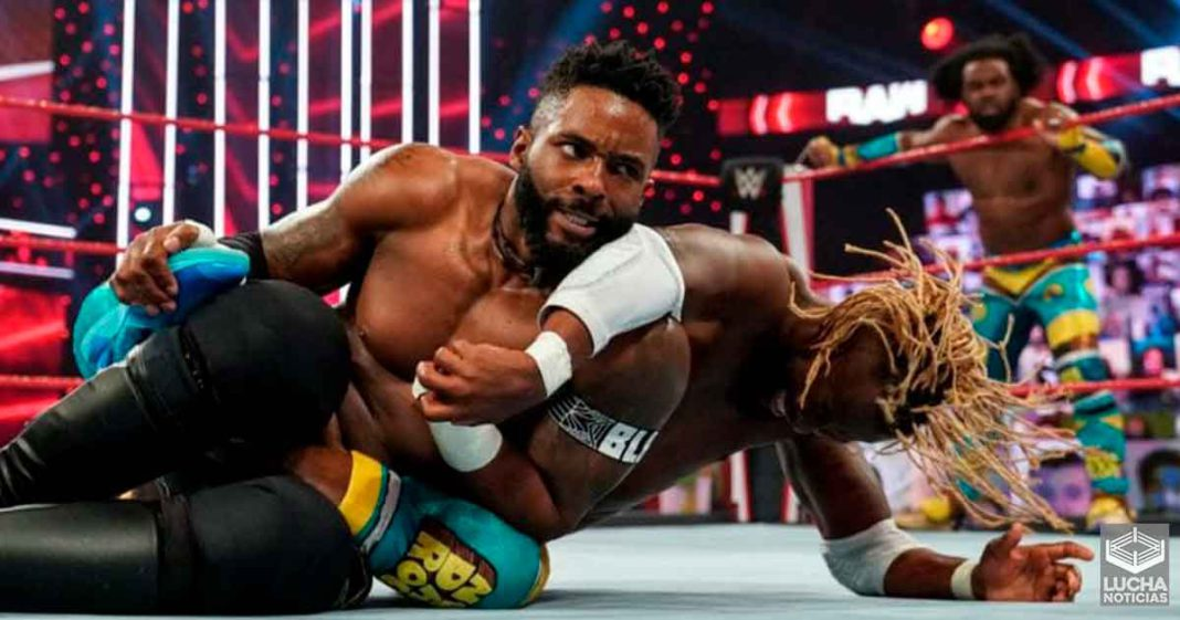 Se cometií grave error ayer durante WWE RAW