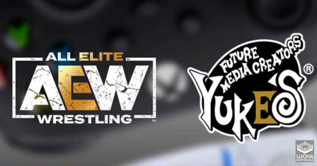 Se filtra más detalles del videojuego de AEW - Antiguo socia de WWE los apoya